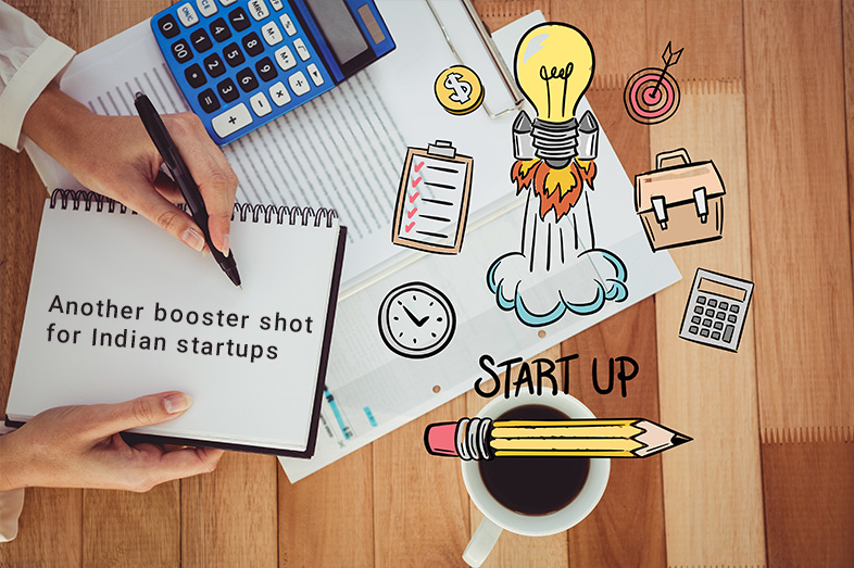 Another booster shot for Indian startups