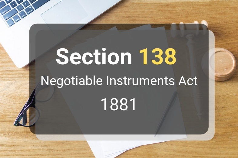 Liabilities of Independent Directors and Non-Executive Directors under Section 138 of the Negotiable Instruments Act, 1881.